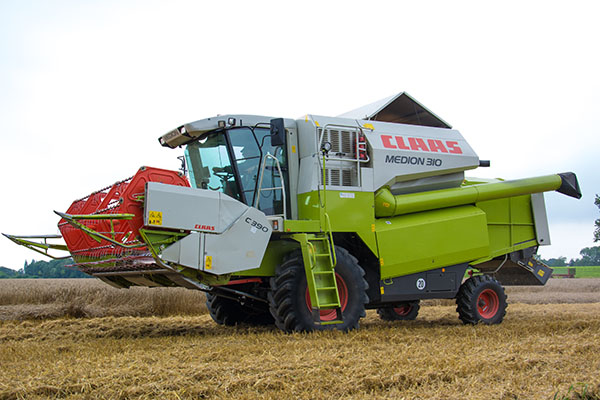 Use agricultural machinery economically with telematics
